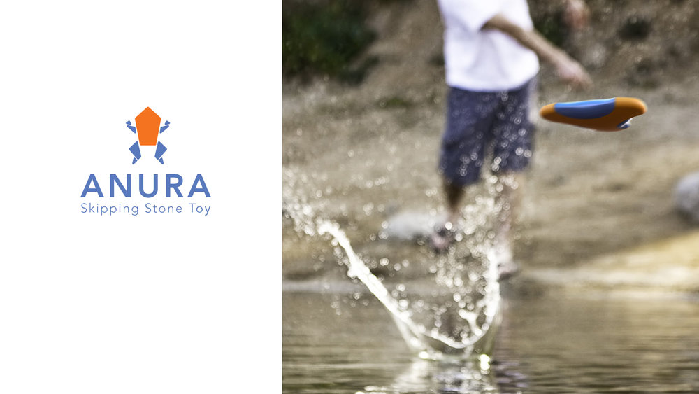 Anura: Skipping Stone Toy