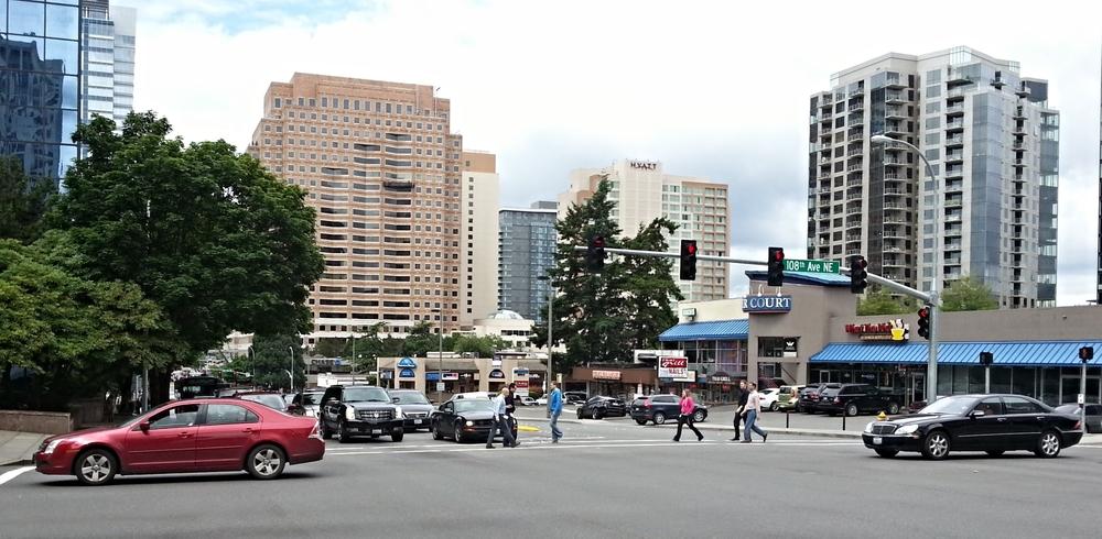 Parking Policy & Code (Bellevue, Washington)