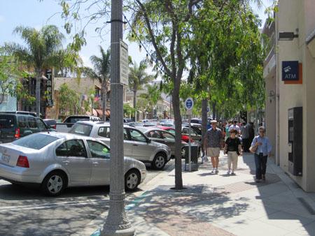 Downtown Parking Plan (Ventura, California)