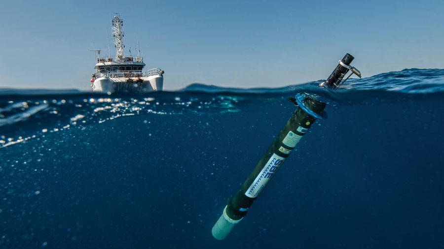 Navis autonomous oceanographic float