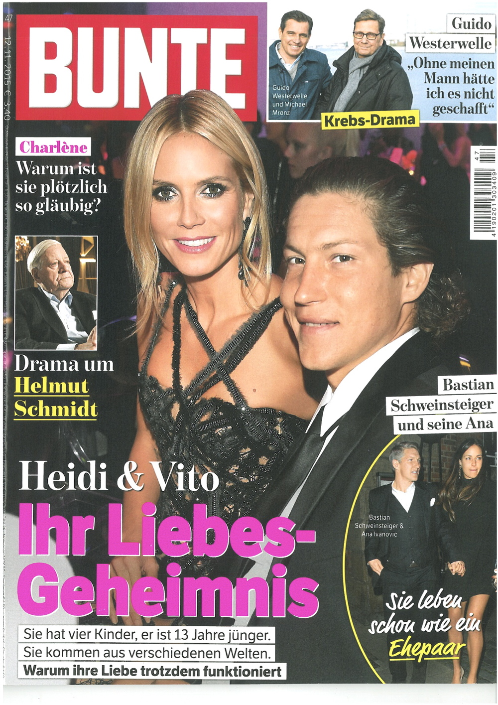 fashion celebrity bunte magazine eambrandis jewellery jewelry feature report young designer vienna