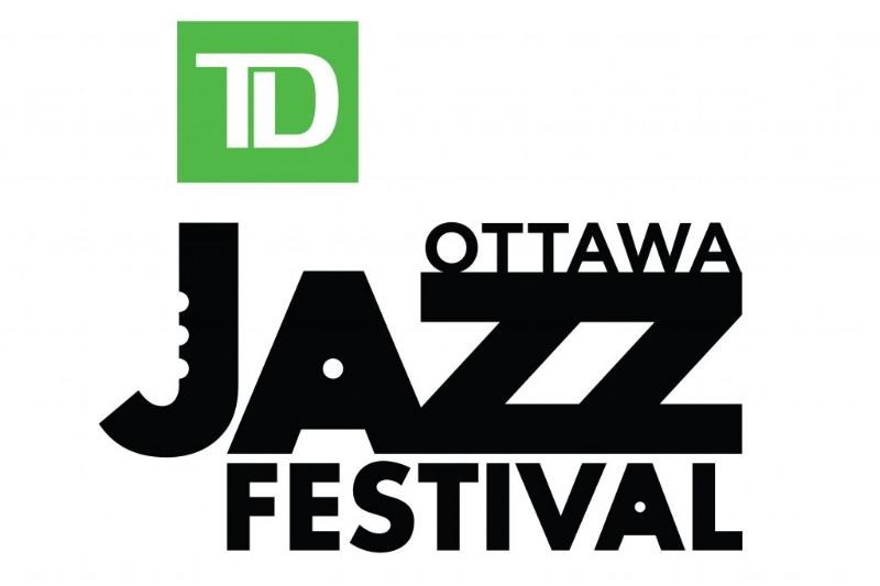 The TD Ottawa Jazz Festival logo