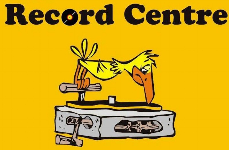 Logo for The Record Centre in Ottawa, Canada.