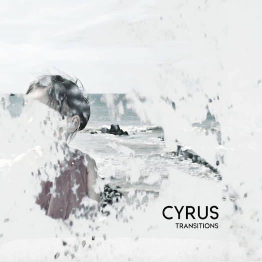 Album artwork for  Transitions , a hip-hop and electronic EP by Cyrus (Jarryd Torff).