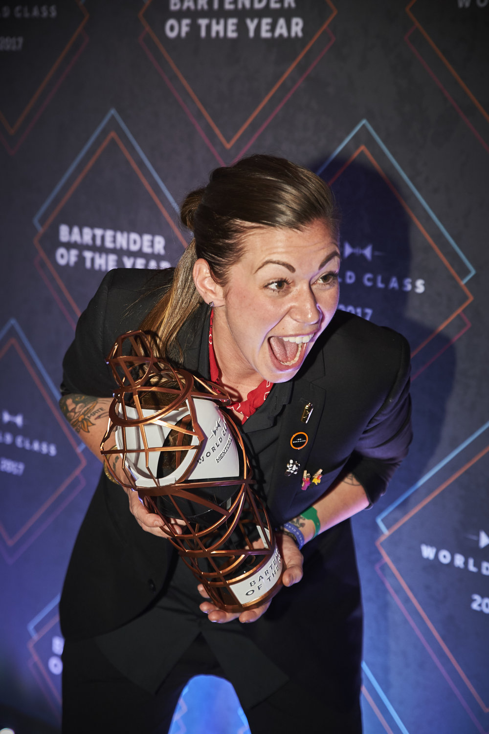 Kaitlyn Stewart is named the World Class Bartender of the Year in Mexico City 2017.jpg