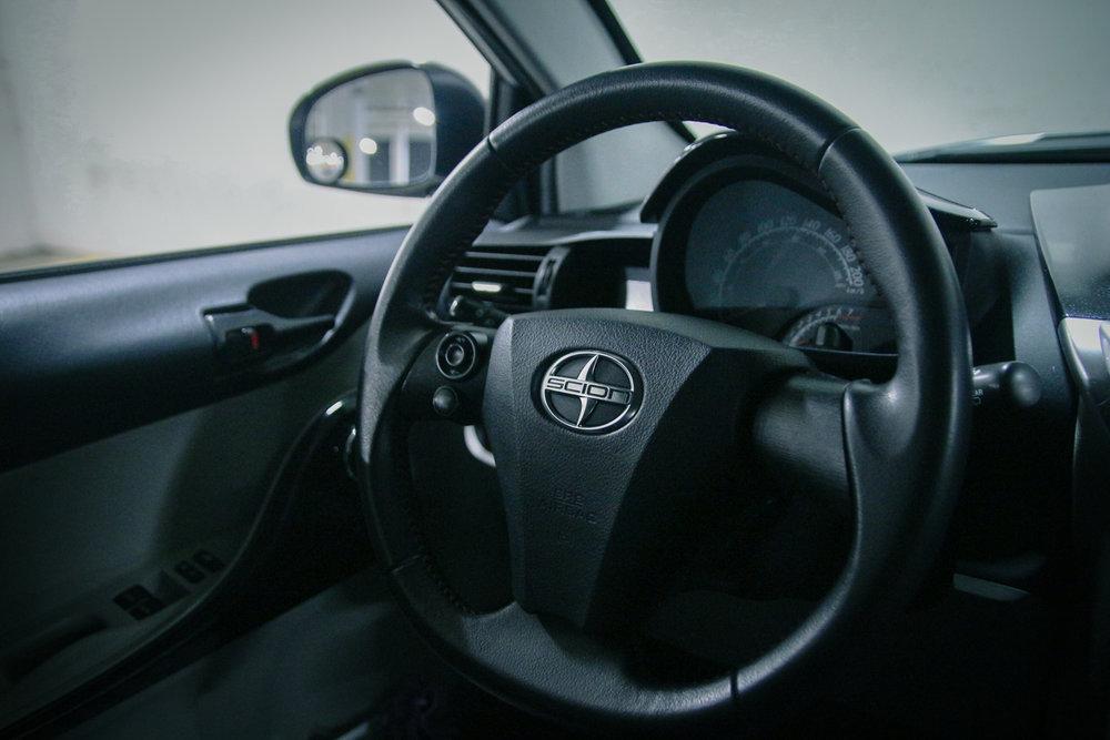 2012 Scion Iq Review The Ultimate Citycar Sw