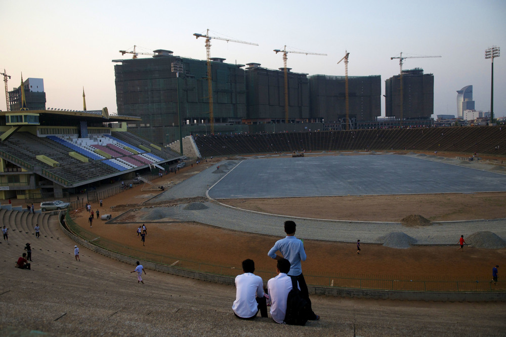 Olympic Stadium (Credit: Dene-Hern Chen)