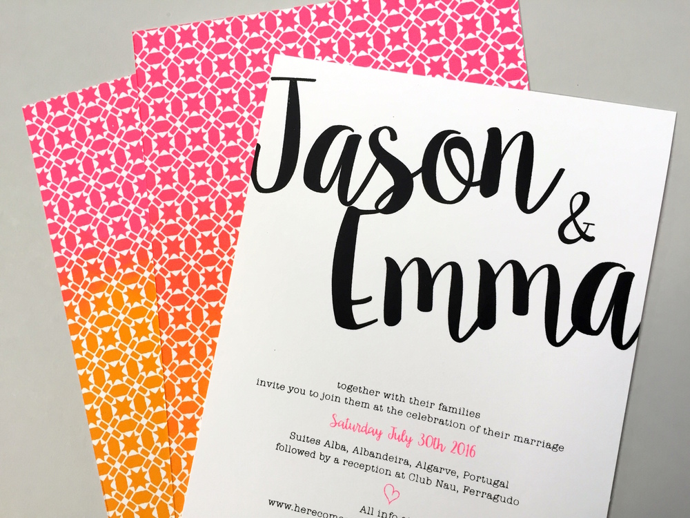 We Can Help With Your Wedding Invitations From Recommending Different Papers Colours And Inks To Helping You Create The Perfect Design