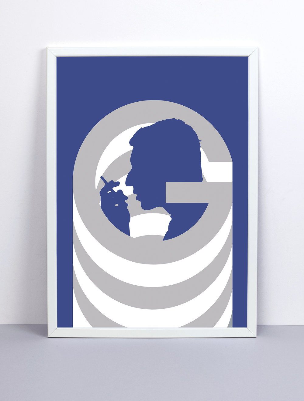 Stereo Typist Limited Edition Screen Print