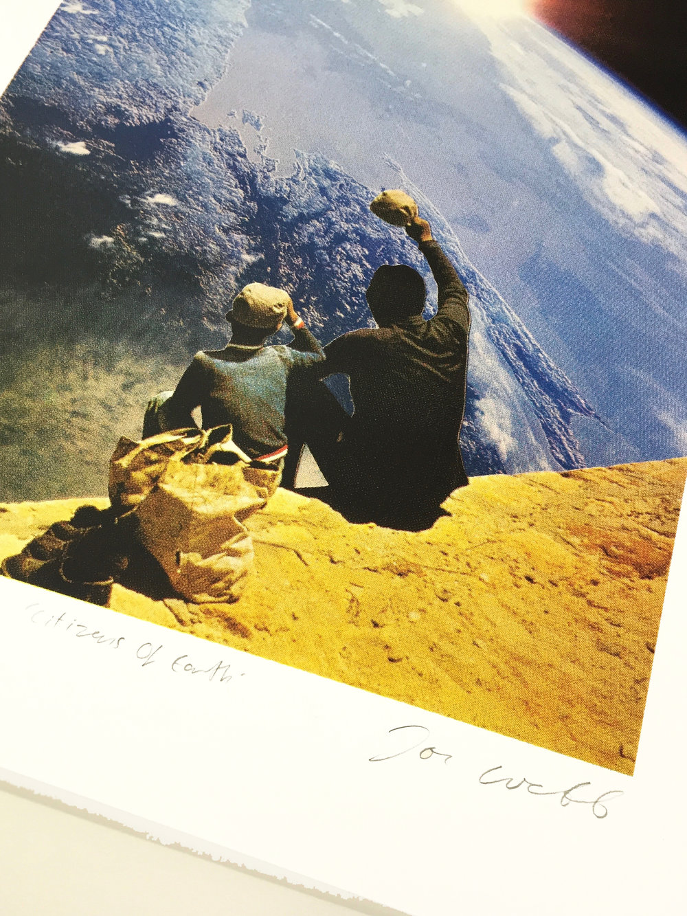 Joe Webb 'Citizens of Earth'