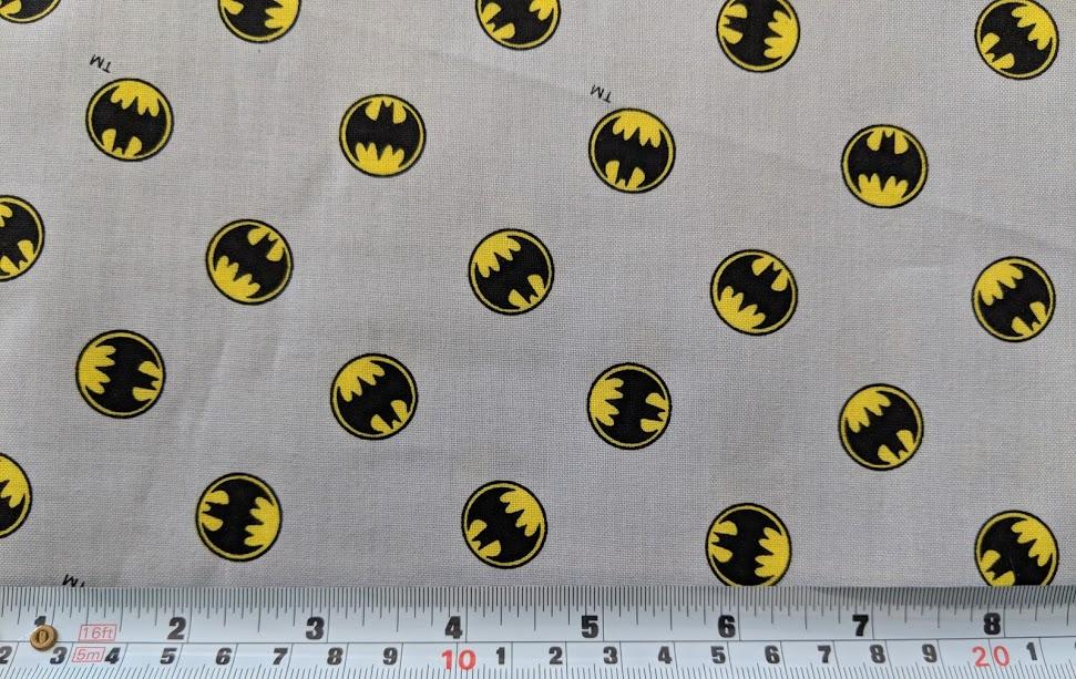 Batman Symbol Small Barkenstein Designs