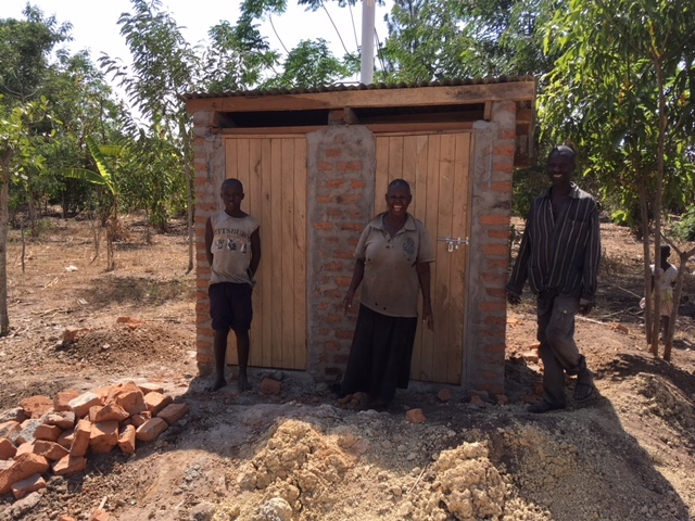 Gertrude Yokola and family completed home 2017IMG_0434.JPG
