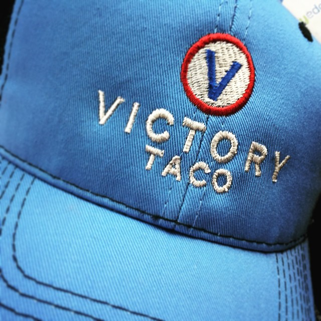 Hello World. @victorytaco #victorytaco #downtownbozeman