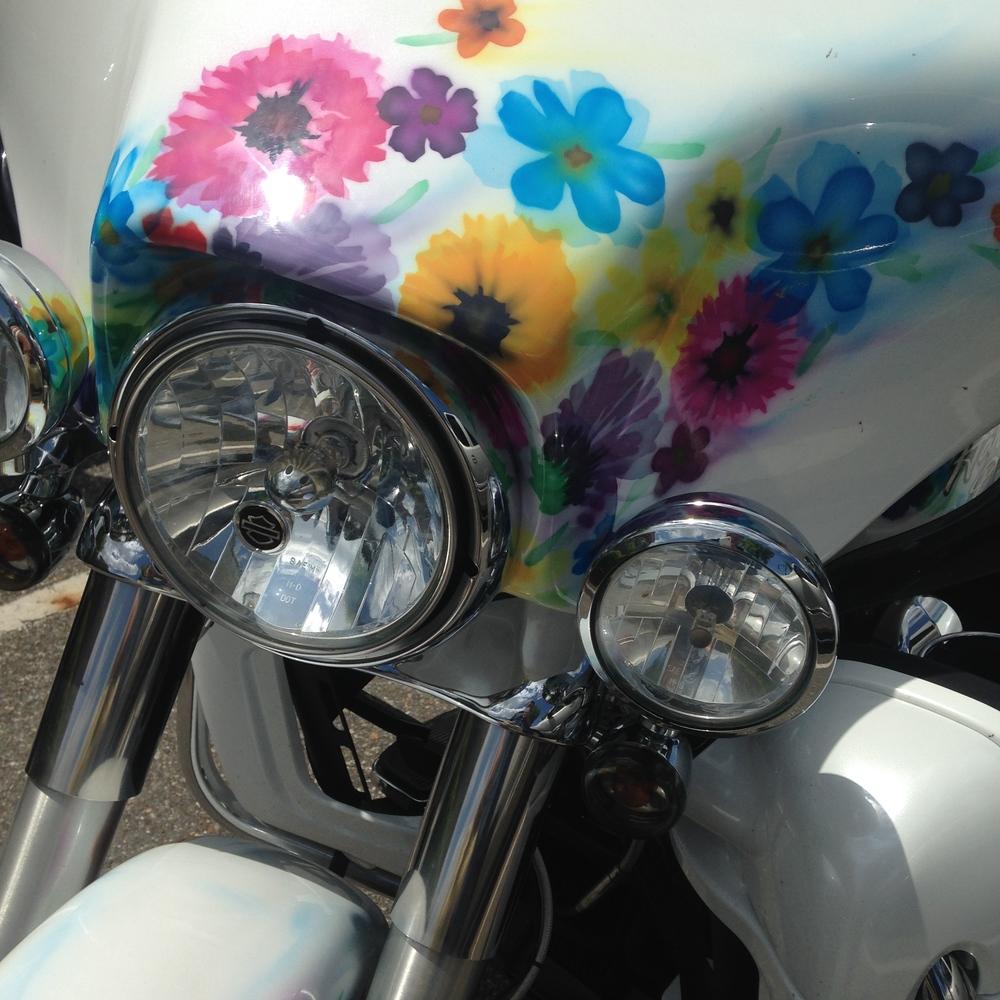 Harley-flowers