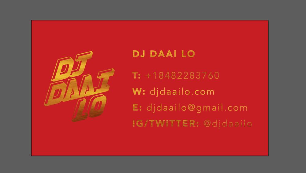 daailo business card