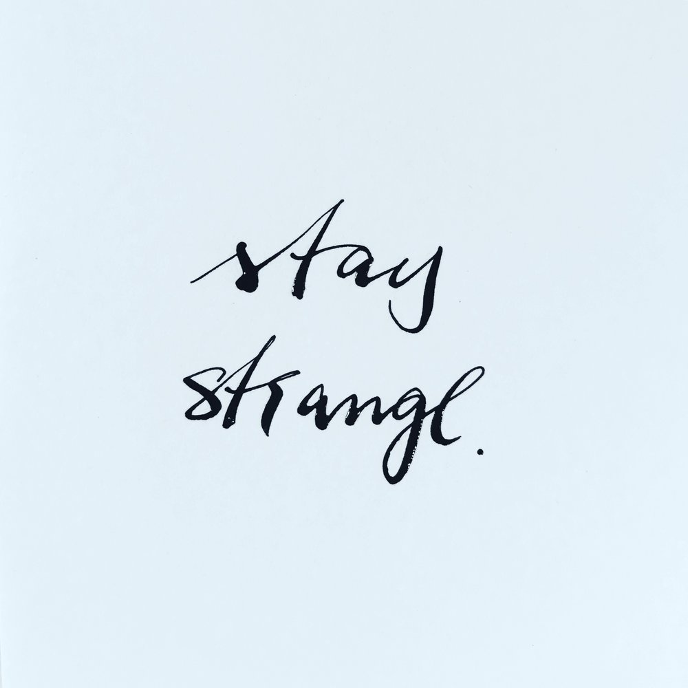 staystrange