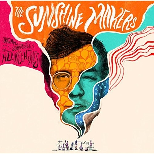 Heliocentrics - The Sunshine Makers Soundtrack