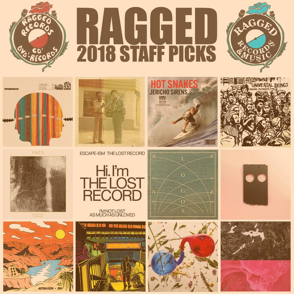 ragged records
