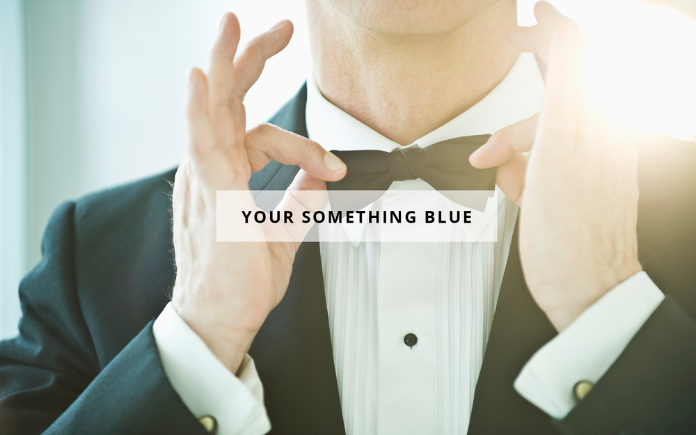 Your Something Blue