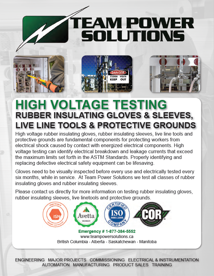 News team power solutions high voltage testing can identify electrical breakdown and leakage currents that exceed the maximum limits set forth in the astm standards publicscrutiny Choice Image