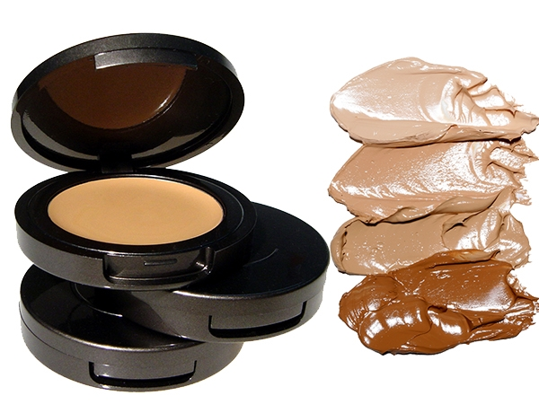 Three Custom Color Creme Concealer/Foundation