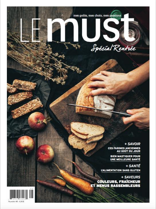 Magazine Le Must, spécial rentrée 2015