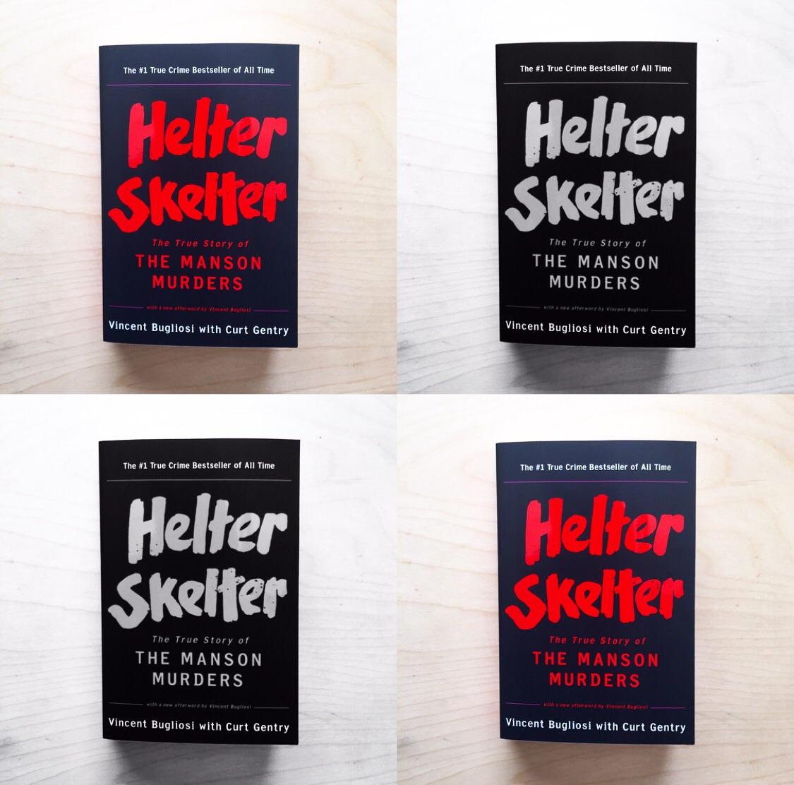 Helter Skelter by Vincent Bugliosi — Literberry