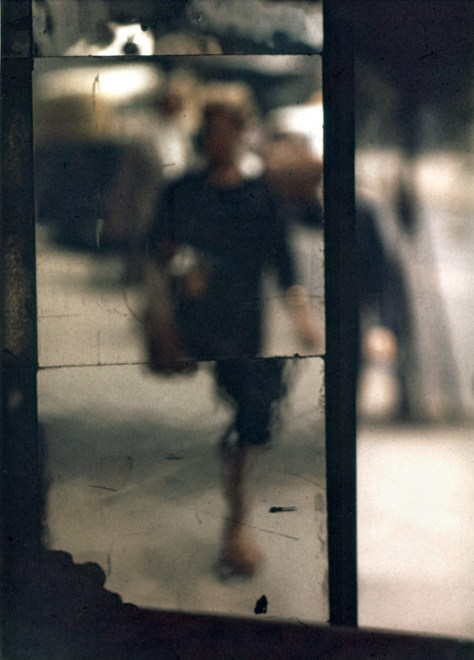 Shopping by Saul Leiter