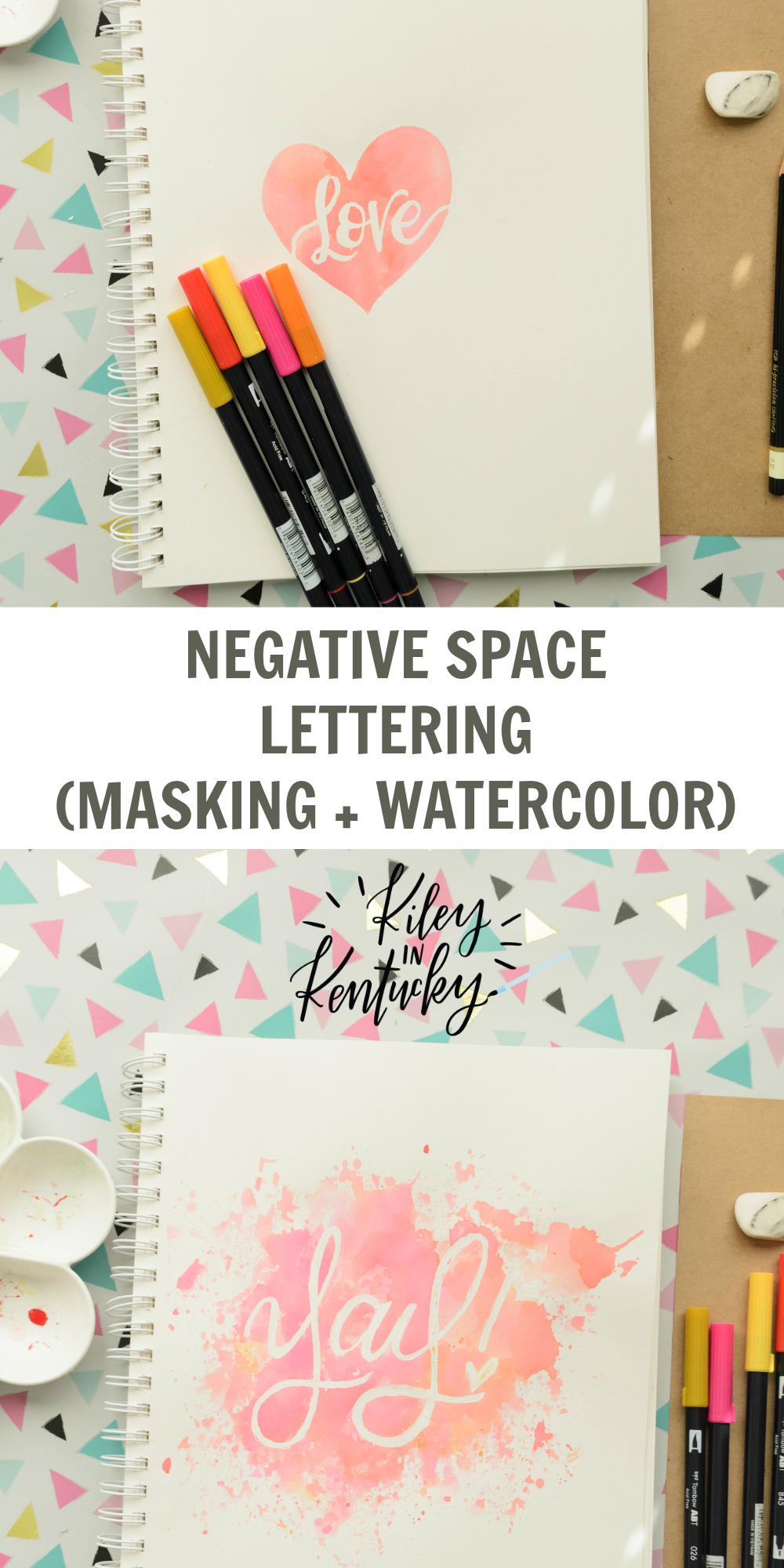 WOO HOO Were Back Again With Another Negative Space Lettering Tutorial This One Isnt Focused So Much On But I Think Youll Like It Just The