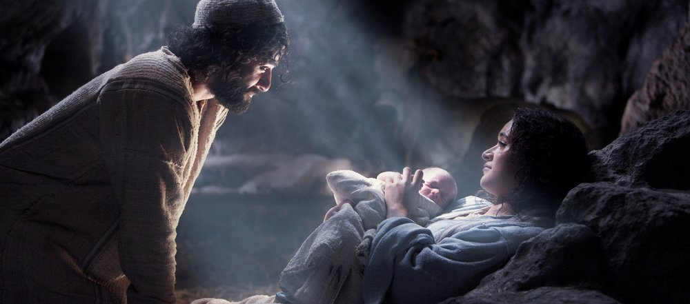 """""""For a child will be born for us, a son will be given to us, and the government will be on His shoulders. He will be named Wonderful Counselor, Mighty God, Eternal Father, Prince of Peace.""""     Isaiah 9:6   (HCSB)"""
