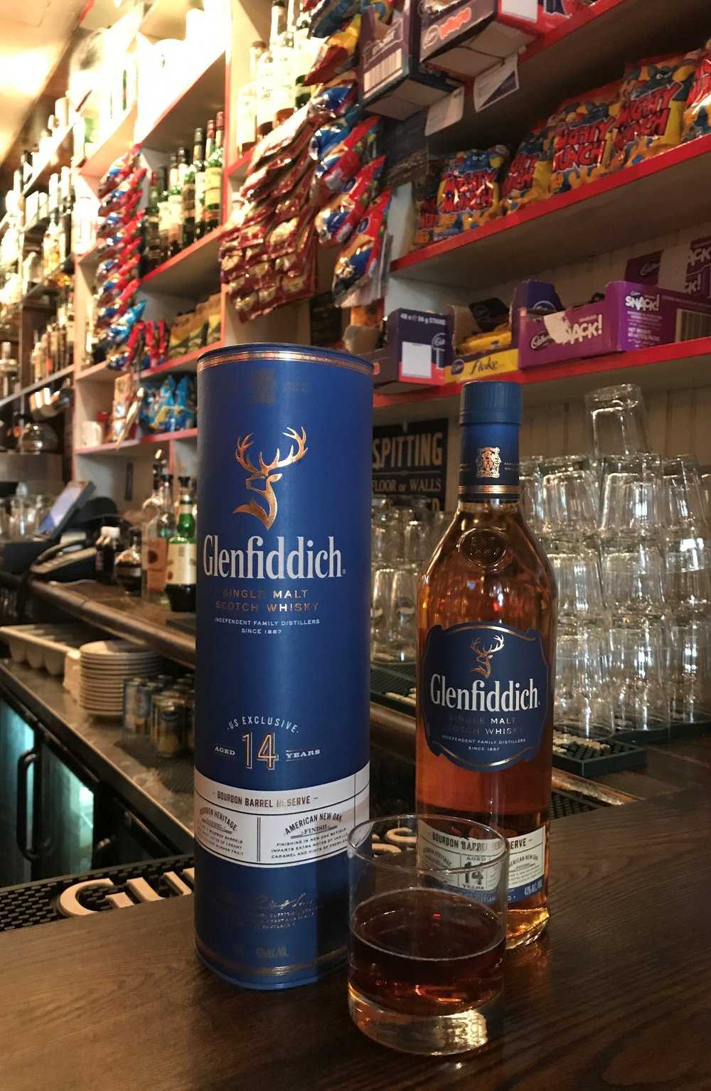 14 year Glenfiddich Whiskey.jpg