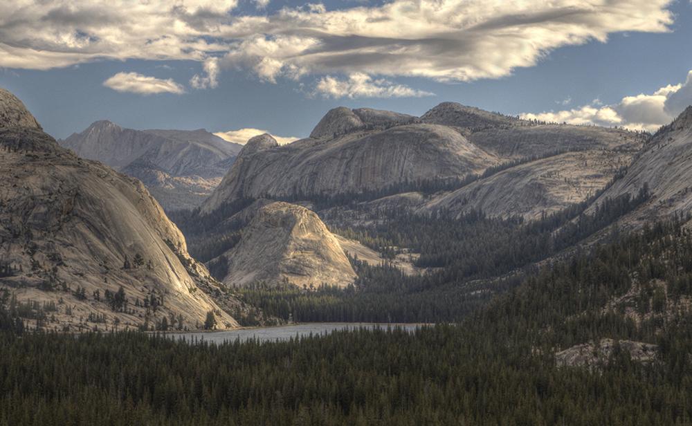 Tenaya Lake- Yosemite