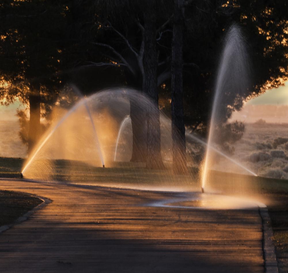 Apollo Park - Sunrise