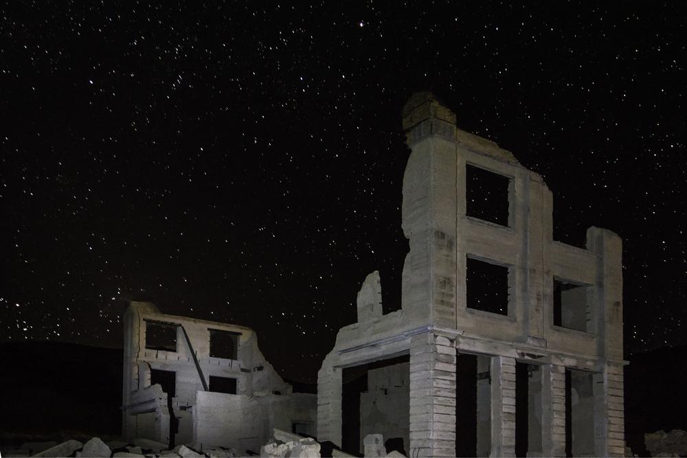 Rhyolite Ghost Town 3
