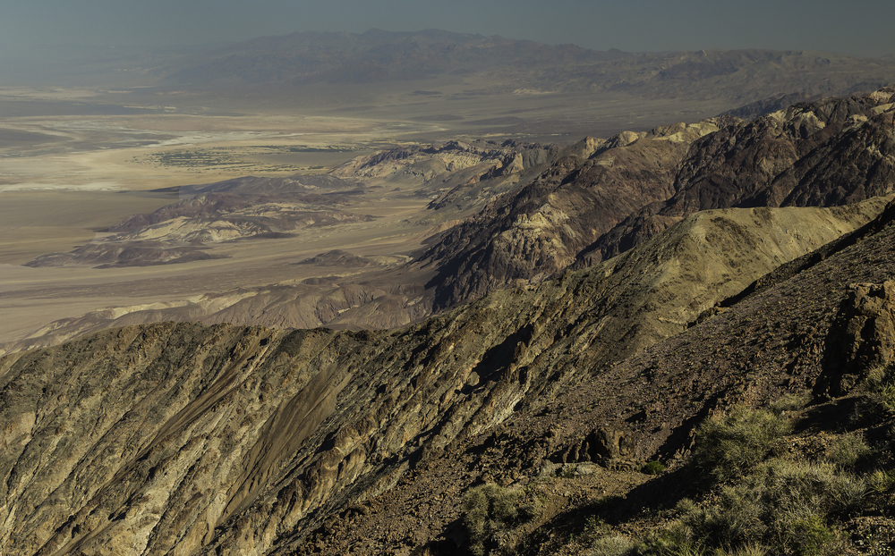View from Dante's View- Death Valley