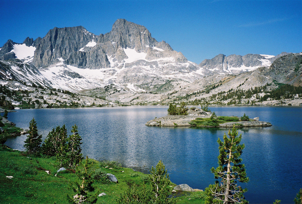 Garnet Lake - Inyo National Forest