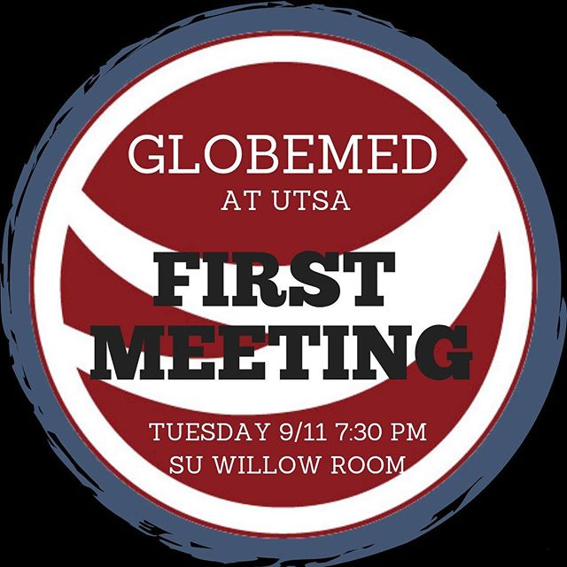Welcome back Roadrunners! Tomorrow is our first meeting of the semester. Come join us!