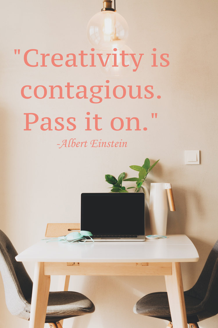 Join The Year of Creativity! Use coupon code SARAH15 for 15% off the yearly registration fee!