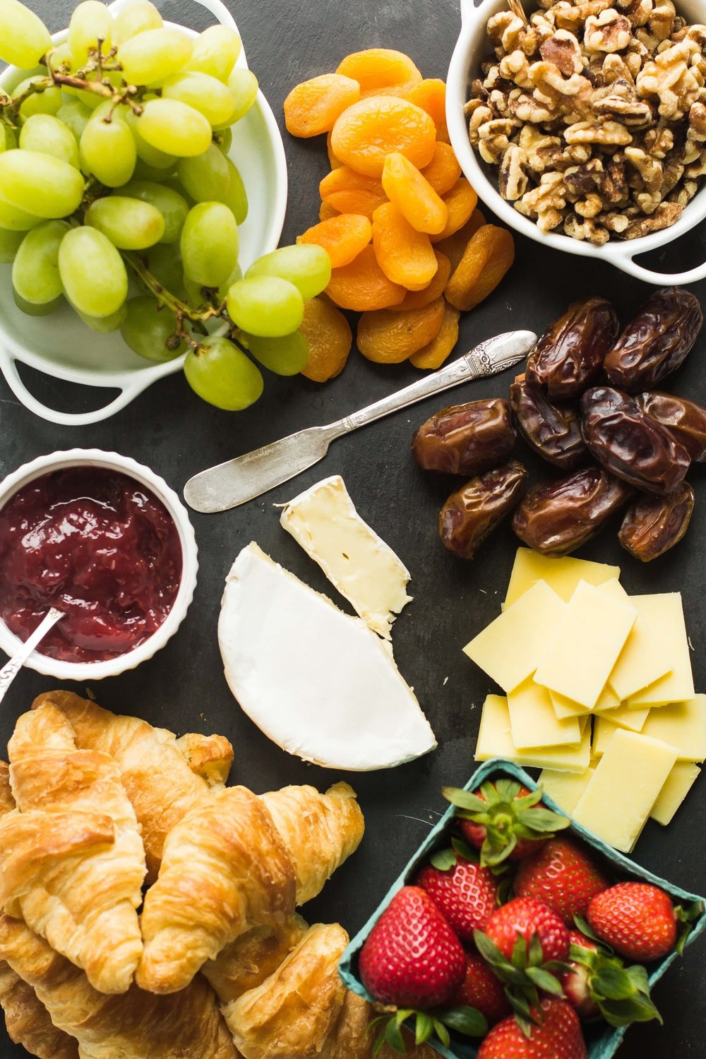 Sweet + Savory No-Cook Brunch Boards - Sarah J. Hauser