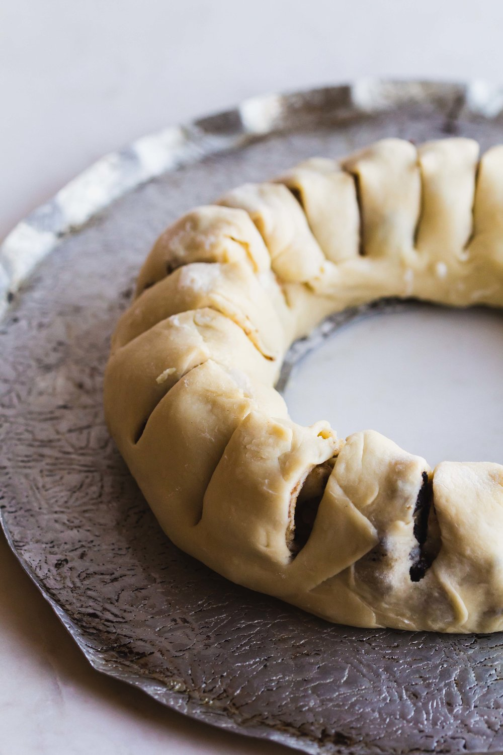 Swedish Tea Ring | Sarah J. Hauser