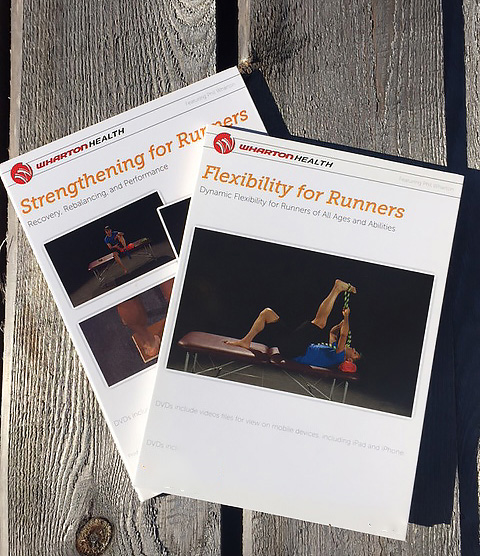 72.00 Whartons Flexibility &Strength for Runners Combo Pack Digital Download Click here or on the image for further product information or to download