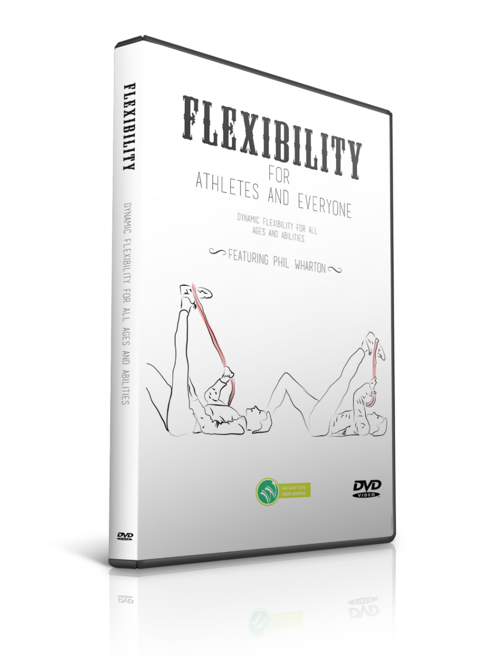 40.00 Whartons Flexibility for Athletes &   Everyone Digital Download Click here or on the image for further product     information and to download