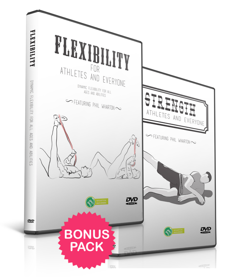 72.00 Whartons Flexibility& Strength Combo Pack  Digital Download                             Click here or on the image for further product information and to download.