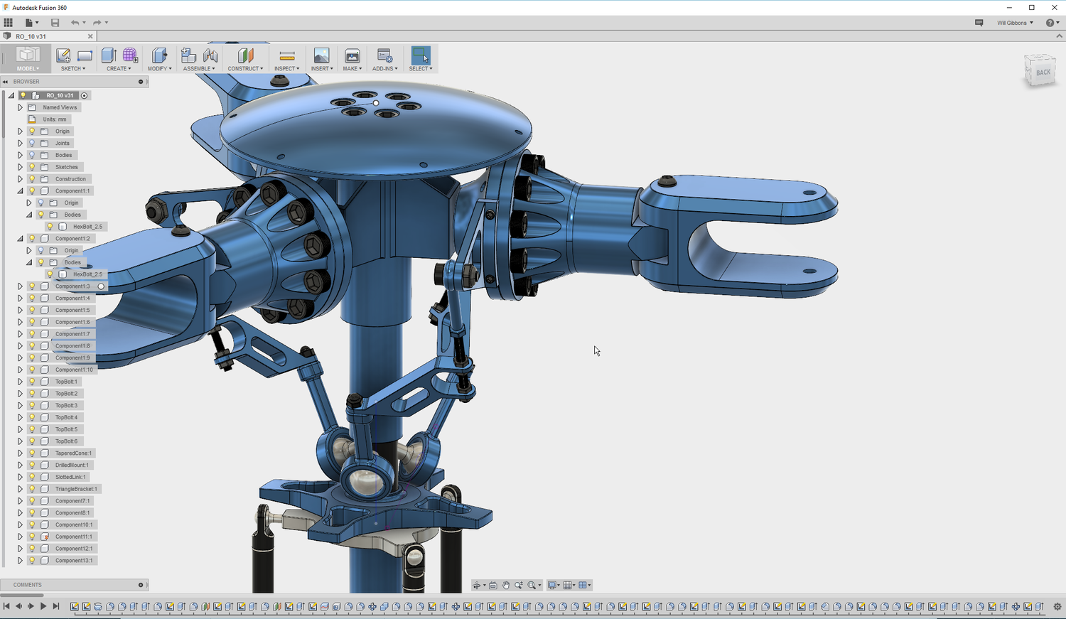 Fusion 360 Vs Solidworks Will Gibbons