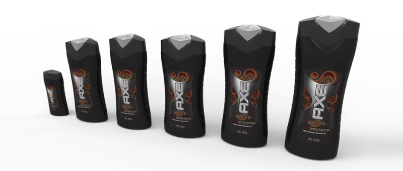 KeyShot Rendering Packaging