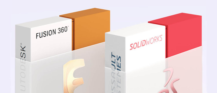 Fusion 360 vs  SolidWorks — Will Gibbons Design