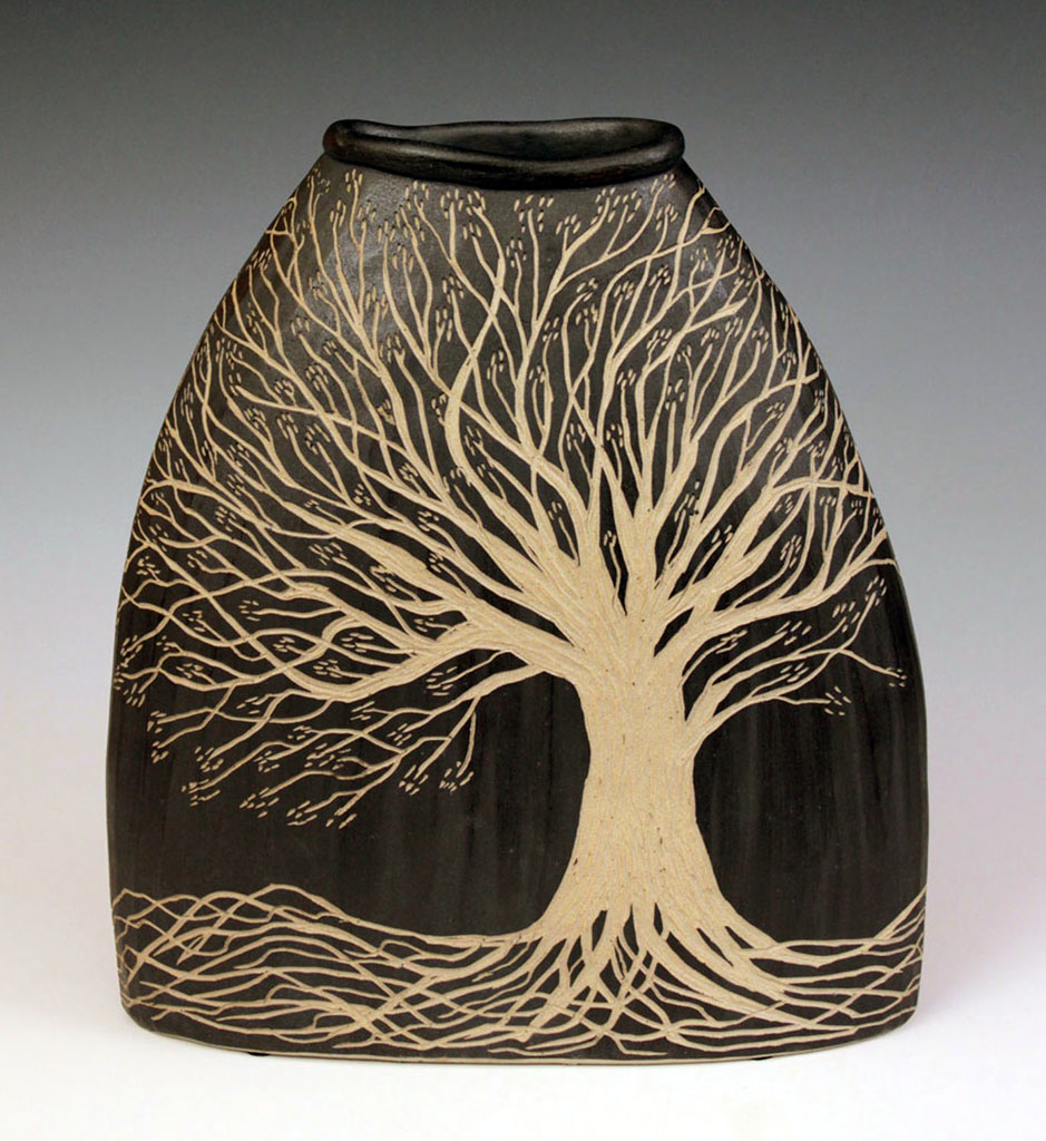 Larry Halvorsen – Tree Vessel