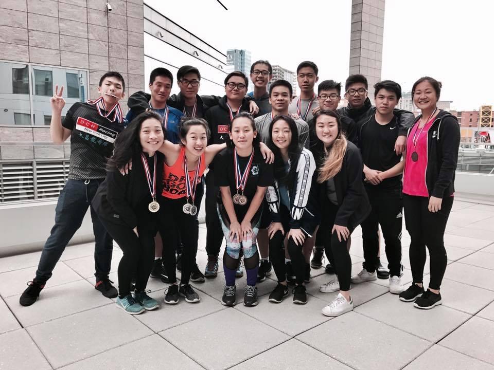 U18 youths bringing their beast mode!
