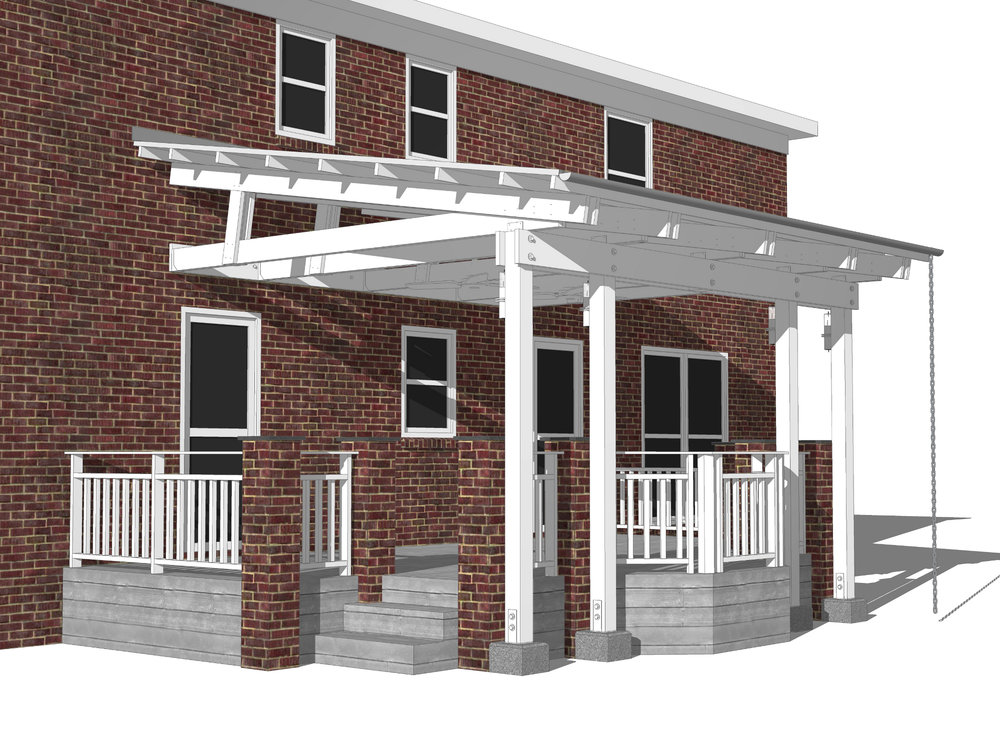 Foxworth Architecture - Porch Addition