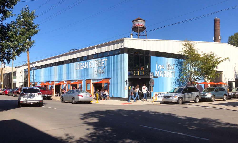 Foxworth Architecture - Logan Street Market - Louisville, Kentucky